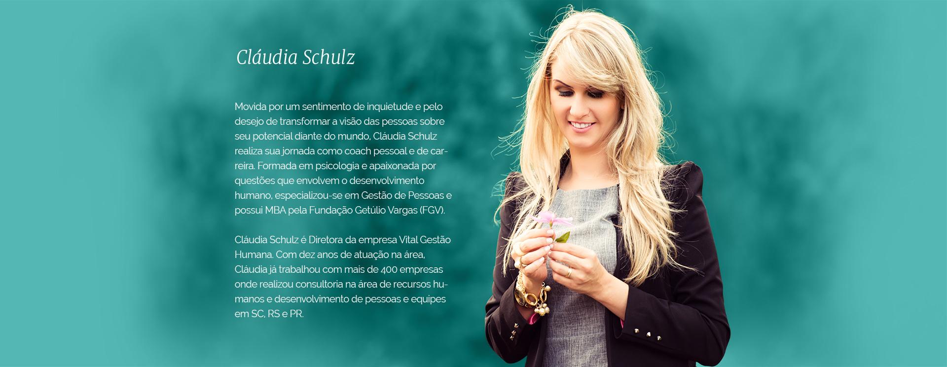 Cláudia Schulz